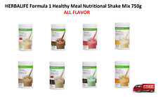 HERBALIFE Formula 1 Healthy Meal Nutritional Shake Mix 750g - FREE SHIPPING