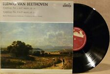 UK Heliodor LP BEETHOVEN Symphony No. 1 & No. 8 FERENC FRICSAY Berlin Phil
