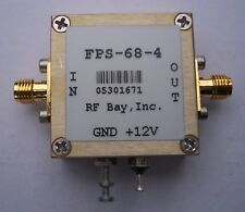 Frequency Prescaler 4.0GHz Div 68, FPS-68-4, New, SMA