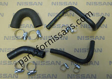 GENUINE NISSAN FRONTIER XTERRA 2.4 KA24 COOLANT BYPASS THROTTLE BODY HOSE KIT