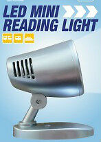 12v LED Mini Reading Light -   Caravan / Motorhome / Boat   MP82911