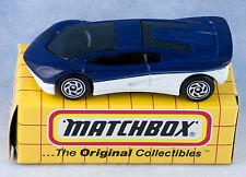 Matchbox MB 62 Street Streak Thailand Casting Mint in Box 1996