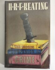The Bedside Companion To Crime HRF Keating 1St Edition 1989 Mystery