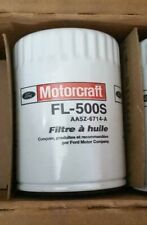 Motorcraft FL500S Engine Oil Filter 100% GENUINE FORD W/O DISPLAY BOX AA5Z67144