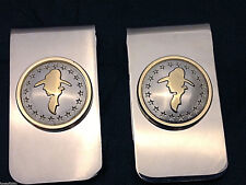 Western Cowboy Stars  Money Clip Buy One Get One Free Clearance!!!