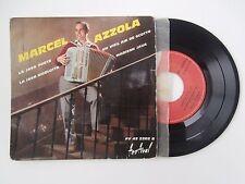 Vinyle Super 45 tr Marcel Azzola Accordéon – La Java poète