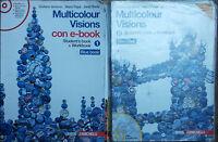 Multicolour visions vol.1 e vol.2 - AA.VV. - Zanichelli - R