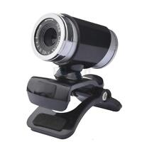 USB2.0 12MP HD Camera Web Cam 360 Degree with Mic Clip-on for PC Skype