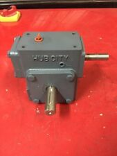 Model 181 HUB CITY 0220-60159-181 Worm Gear Drive 50/1 Ratio
