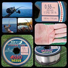 Hilo sedal 0.55mm pesca linea fishing surfcasting tiralineas pescar pita line