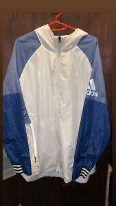 Adidas Track Jacket. Mens Lightweight. Stylish