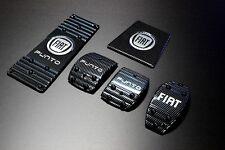 Kit Pedaliera Sportiva Fiat Grande Punto - Punto Evo Carbon