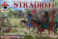 Red Box 1/72 Stradioti 16th century Set 2 # 72075