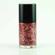 NEW! CULT NAILS Nail Polish Lacquer in CENTER OF ATTENTION ~ PINK GLITTER