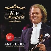 ANDRE RIEU Rieu Royale CD BRAND NEW