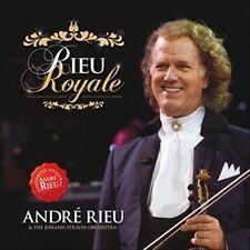 André Rieu - Rieu Royale (CD, Decca) Coronation Waltz - BN Sealed