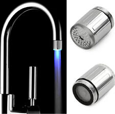 Romantic 7 Color Change LED Light Shower Head Water Bath Home