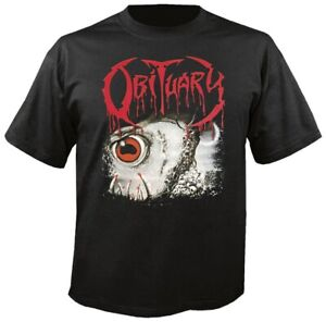 OBITUARY - Cause of Death - T-Shirt