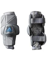 NWT Adidas Performance EQT Berserker Lacrosse Arm Guard, Onyx Grey, Sz XL