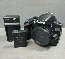 Nikon D3200 24.2 MP Digital SLR Camera - Black (Body Only)