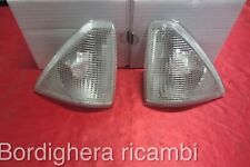 ALFA ROMEO 75 T-SPARK FRECCE FANALINO INDICATOR LENS BLINKER 60741112 60741111