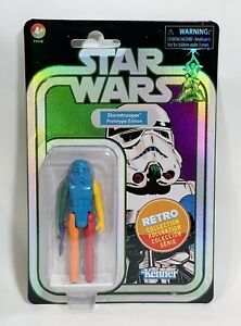 Star Wars Retro Collection Stormtrooper Prototype Edition Target Exclusive