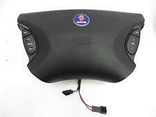 SAAB 93 9-3 98 9-8 STEERING WHEEL AIR BAG AIRBAG + AUDIO CONTROLS 570553000