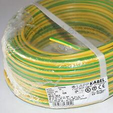 Lapp flexible Verdrahtungsleitung H07V-K GNYE 1x16mm² grün/gelb