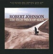 The High Price of Soul by Robert Johnson (CD, Jan-2007, 2 Discs, Primo Records)