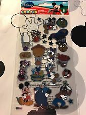 EK Success Disney Mickey Mouse Clubhouse shiny stickers
