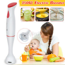 3-gear Portable Electric Blender Mixer Baby Food Egg Fruits Maker Machine Tool