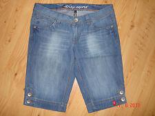 EDC By Esprit Jeans Shorts/ Bermudas CHILL blau Gr. 29 *wie neu/ 1 x getragen*