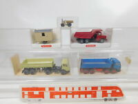 CA206-0,5# 5x Wiking 1:87/H0 Modell: 674/677 MB+671 Iveco+656+657, NEUW+OVP
