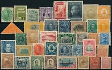 LATIN AMERICA, UNCHECKED LOT OF DIFF. UM/NH, MINT & USED STAMPS  SEE..  #K589