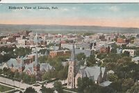 LAM(C) Lincoln, NE - Bird's Eye View of Lincoln