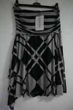 KOOKAI BY MaxMara  Grey Black  Skirt I36 F34 US0
