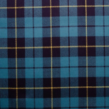 Ingles Buchan Scottish Wedding Tartan Handfasting Ribbon Wallace Hunting Ancient