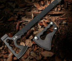 2019 New Rescue Multifunctional Tomahawk Axe Camp Military Tactical Survival