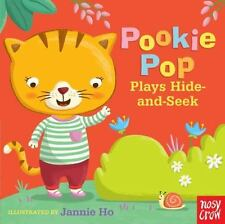 Pookie Pop Plays Hide-And-Seek: A Tiny Tab Book: By Nosy Crow