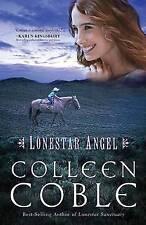 Coble, Colleen, Lonestar angel (Lonestar Series), Very Good Book