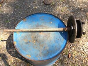 Land Rover series one rear axle long semi floating 1948-58