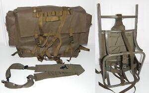 Rucksack Schweiz M90 Fernmelde Rückentrage Kraxe Tragegestell Lastenrucksack BH