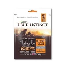 True Instinct Chicken Freeze Dried Treats for Cats 40g