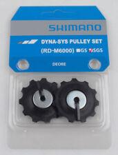 Shimano Pulley Set RD-M6000 SGS - Jockey Wheels - 11T for SLX Long Cage 10-Speed