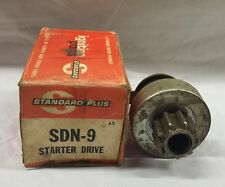 New Standard NOS NORS Starter Drive Fits 1965-1974 Ford SDN-9