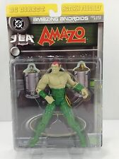 Amazo DC Direct Amazing Androids JLA Figure New NIP