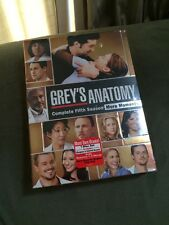 Grey's Anatomy - The Complete Fifth Season - BRAND NEW (DVD, 2009, 7-Disc Set)