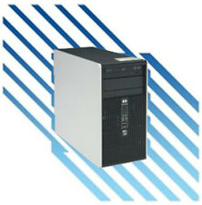 PC COMPUTER FISSO USATO GARANTITO HP 5850 CMT PHENOM X3 TRIPLE CORE 4GB 160GB W7