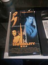 INFIDELITY (VHS 1998)