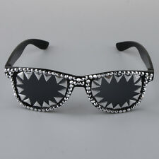 Gothic Funny Rivet Glasses Novelty Party Sunglasses Costume Props Kids Adult